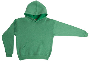 Kids Heather Hooded Pullover Sweatshirt (Style# 522H)