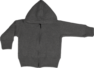 Toddler Zip Up Hoodie (Style #528A)