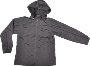 Kids Zip Up Windbreaker With Detachable Hood (Style #756)