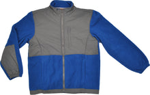 Kids 2-Tone Microfleece Performance Jacket (Style #758)