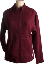 Ladies Melange Jacket | Zip-Up Fleece (Style #761)