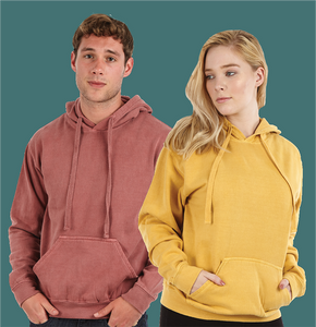 Adult Pigment-Dyed Hoodie (Style #787)