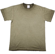 Mens Dirty Wash Short Sleeve Crewneck T-Shirt (Style # 875D)