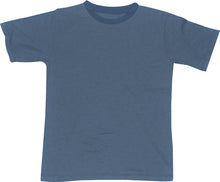 BOYS SHORT SLEEVE HEATHER RINGER T-SHIRT FINE (STYLE #893)