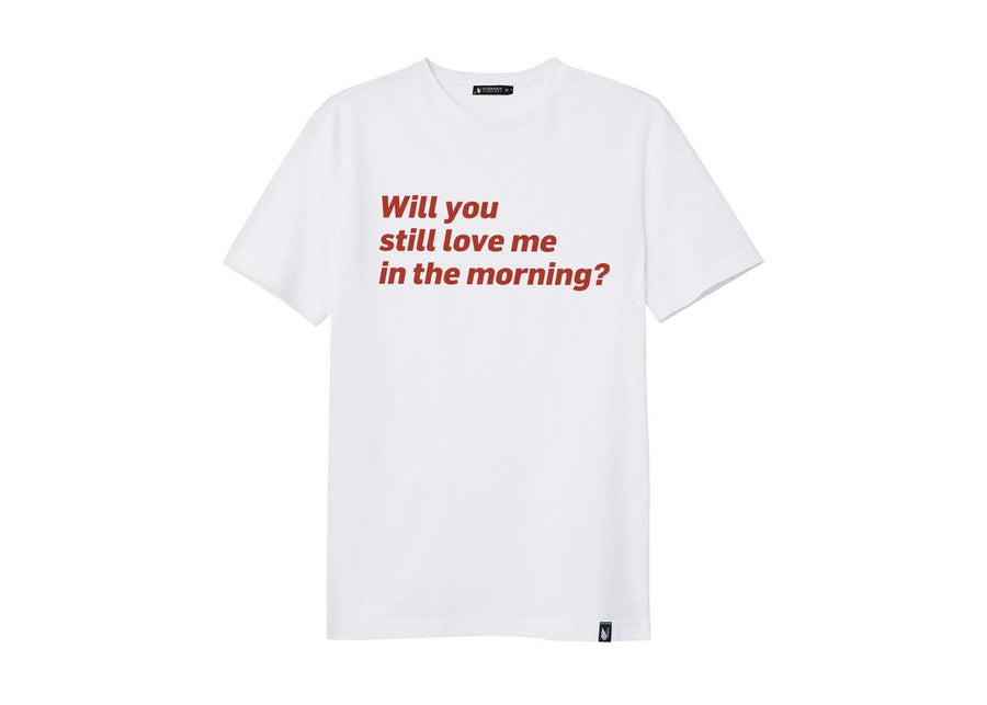 Love me in the morning - Playeras 3 colores disponible - Stockholm company