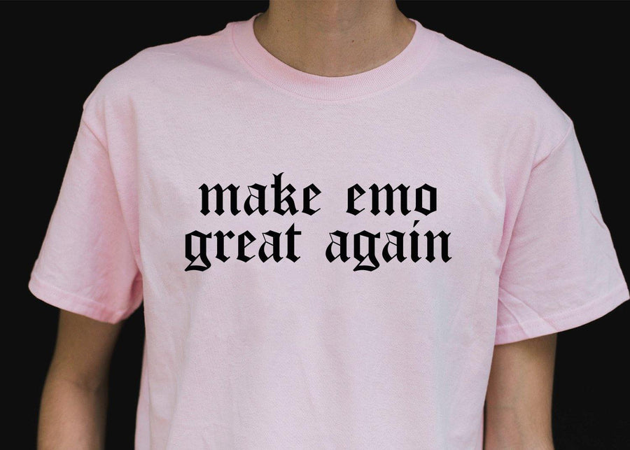 Make emo great again - Playera 5 colores disponible - Stockholm company