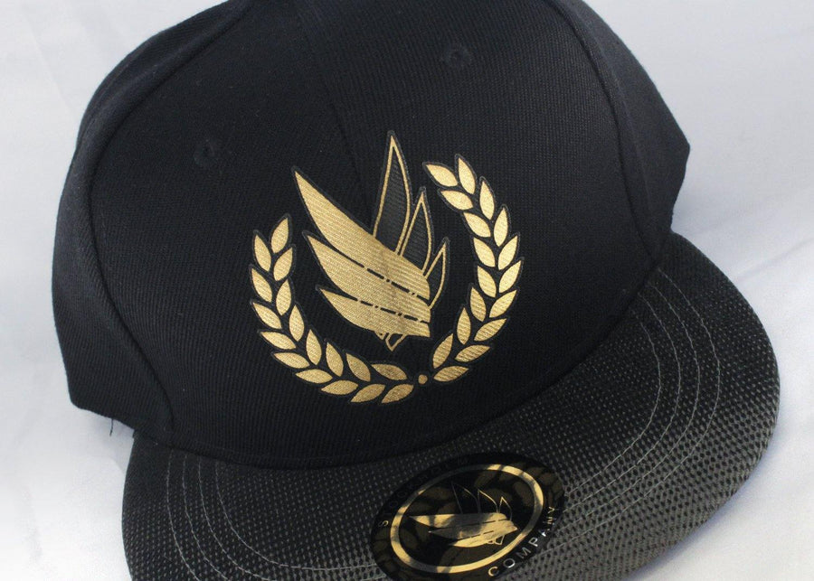 Stockholm WINGS lis Gold - Gorra Snapback - Stockholm company