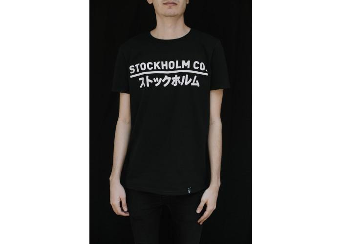 Japón Stockholm co. - Playera  5 colores disponible - Stockholm company