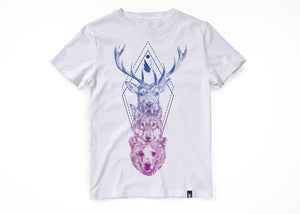Totem 2.0 Bicolor - Playera 2 colores disponible - Stockholm company