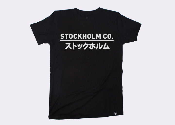 Japón Boundaries Stockholm co. - Playera  5 colores disponible - Stockholm company