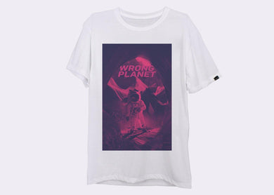 wrong planet color - Playera - Stockholm company