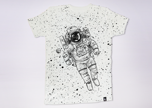 Lost in space - Playera - Stockholm company