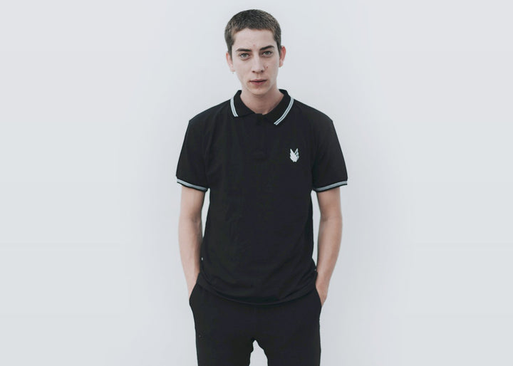 Black & white - Polo Shirt - Stockholm company