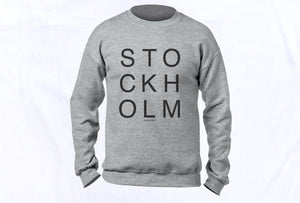 STKM CO - Sudadera 2 colores disponible - Stockholm company