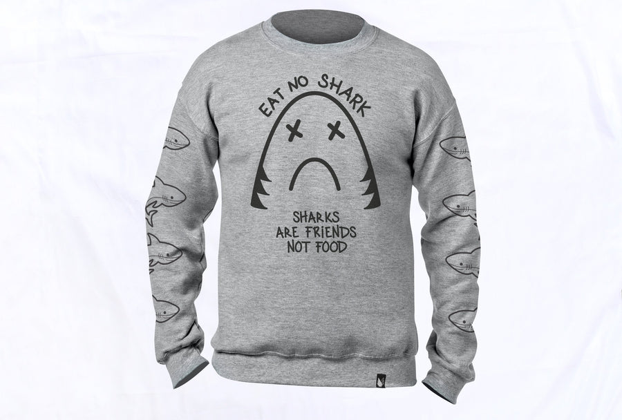 Eat no Shark - Sudadera 3 colores disponible - Stockholm company