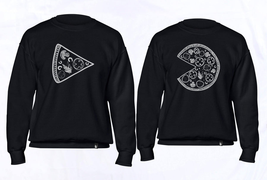 Pizza Couple - Sudadera - Stockholm company