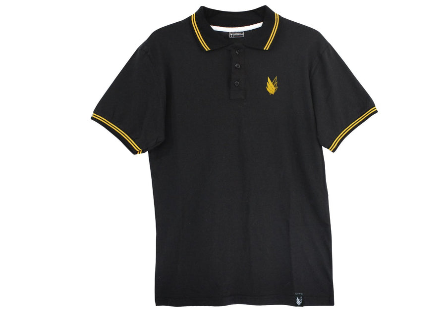 Black & Yellow - Polo Shirt - Stockholm company