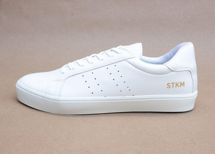 NYS White Wolf - Sneakers Tenis   eco-friendly (incluye playera sorpresa)  Hechos a mano - Stockholm company