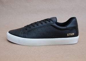 Nys Black Wolf - Sneakers Tenis   Eco-friendly   (incluye playera sorpresa) Hechos a mano - Stockholm company