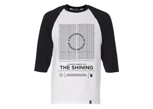 the shining- playera 3/4 beisbolera - Stockholm company