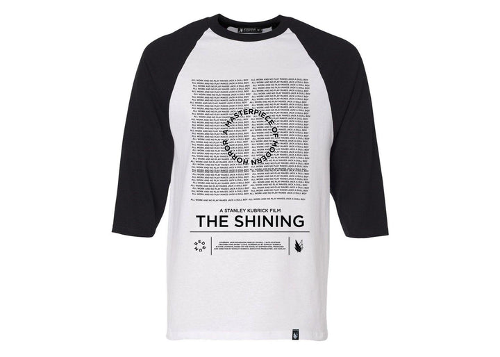 the shining- playera 3/4 - Stockholm company