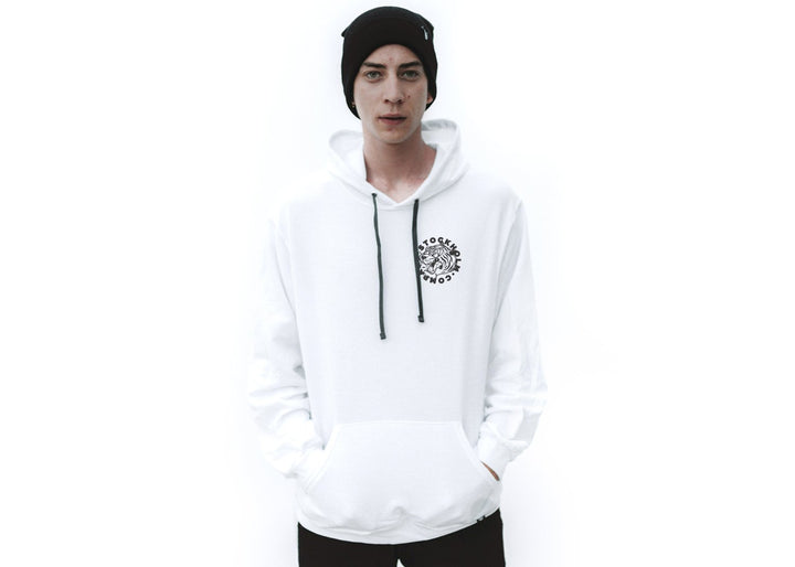 Counter tiger - Sudadera con gorro