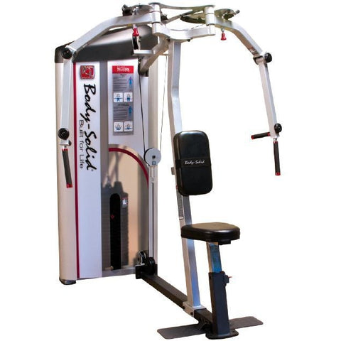 Body Solid Pro Club Line II Pec Fly/Rear Delt Machine #S2PEC - Body Solid Pro Club Line II