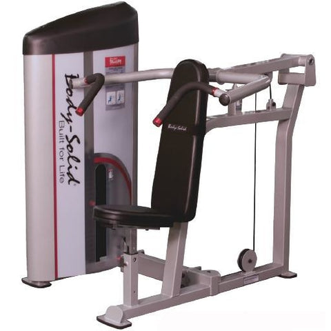 Body Solid Pro Club Line II Shoulder Press Machine #S2SP - Single & Dual Stations