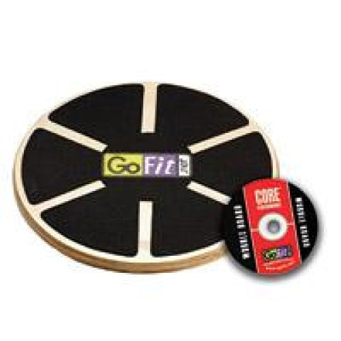 GoFit Balance Board - Yoga & Pilates