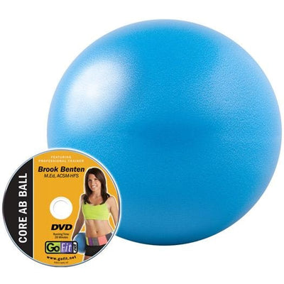 GoFit Core Ab Ball - Yoga & Pilates