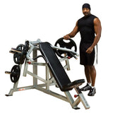 Body-Solid Leverage Incline Bench Press #LVIP - Body Solid Leverage