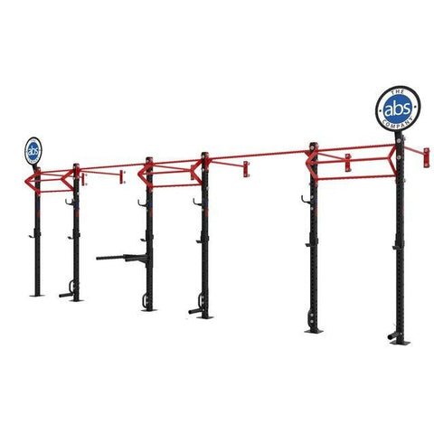 Abs Company SGT24W Wall Mounted Rig - Commercial Smiths & Racks