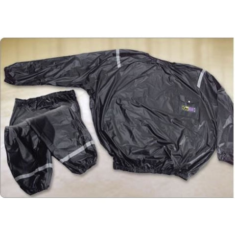 GoFit Thermal Sweat Suit - Sports & Agility