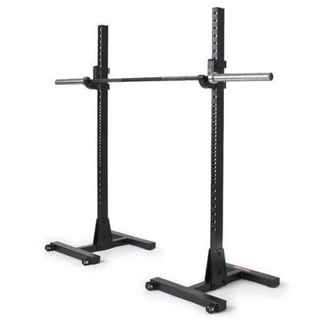 XTreme Monkey Commercial H-Base Squat Stands - Power Racks