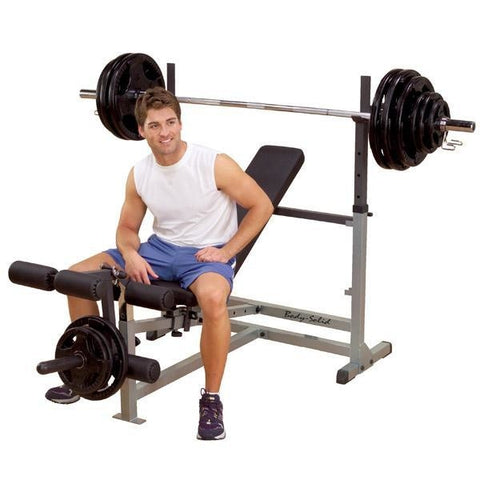 Body-Solid PowerCenter Combo Bench #GDIB46L - Benches