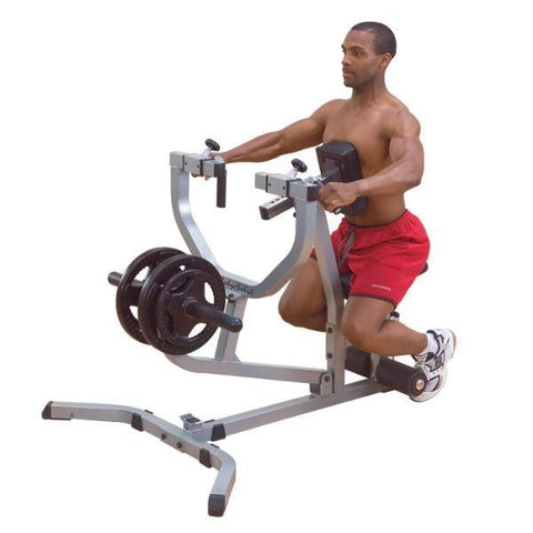 Body-Solid Seated Row Machine #GSRM40 - Upper Body