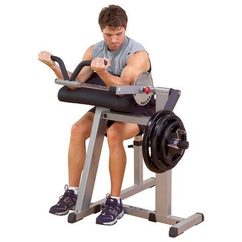 Body-Solid Cam Series Bicep & Tricep Machine #GCBT380 - Upper Body