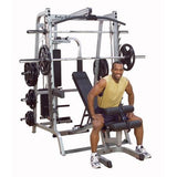 Body-Solid Series 7 Smith Gym #GS348QP4 - Home Gyms