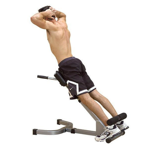 Powerline 45° Back Hyperextension #PHYP200X - Abs & Back