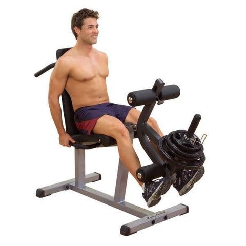 Body-Solid Leg Extension/ Supine Leg Curl Machine *CLEARANCE-NEW IN BOX* - Lower Body