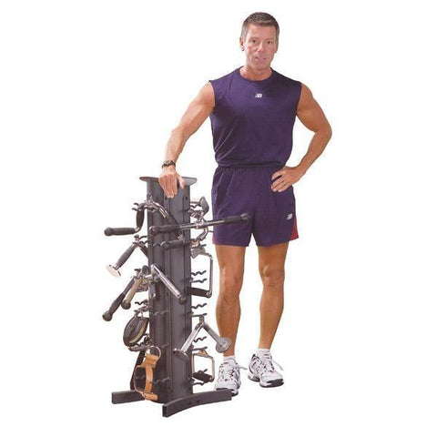 Body-Solid Accessory Package with Storage Stand #VDRA30-PACK - Storage