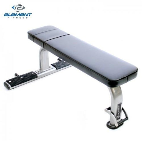 Element Fitness Commercial Flat Bench #E3588 - Benches