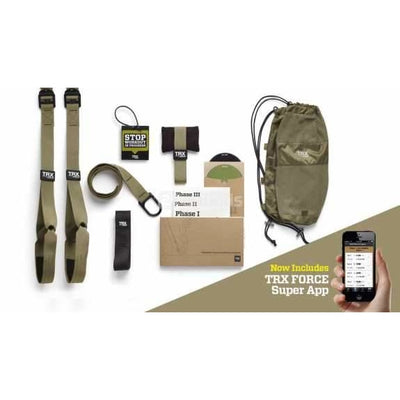 TRX Force Suspension Training Kit - Body Weight Training