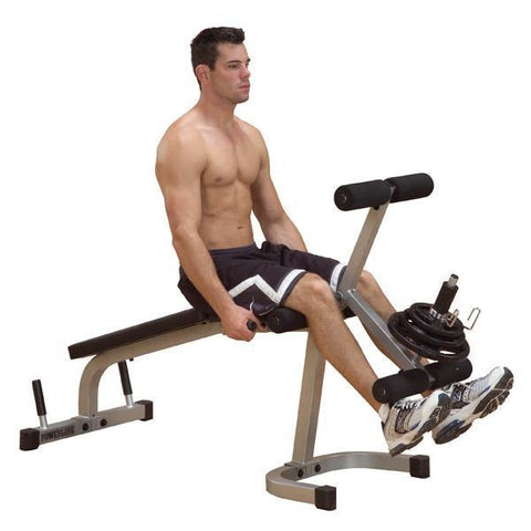 Powerline Leg Extension/ Leg Curl #PLCE165X - Lower Body