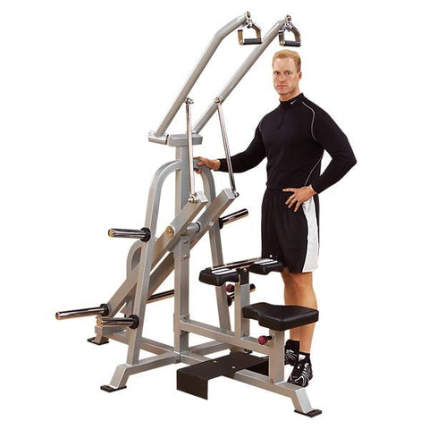 Body-Solid Leverage Lat Pulldown #LVLA - Body Solid Leverage