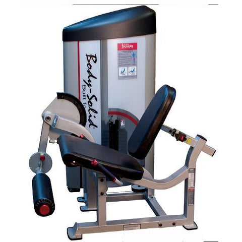 Body Solid Pro Club Line II Leg Extension Machine #S2LEX - Body Solid Pro Club Line II