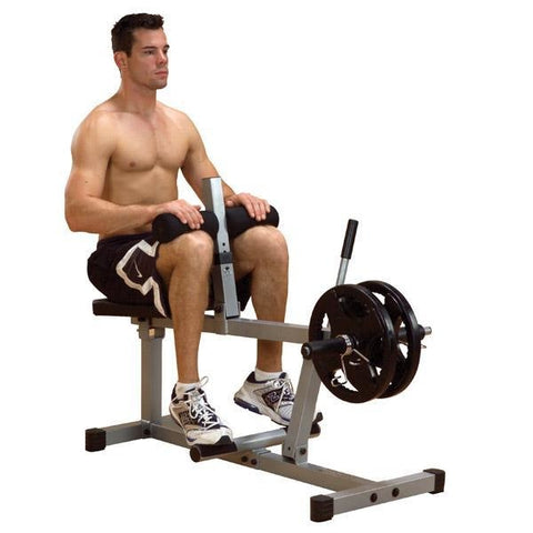 Powerline Seated Calf Raise Machine #PSC43X - Lower Body