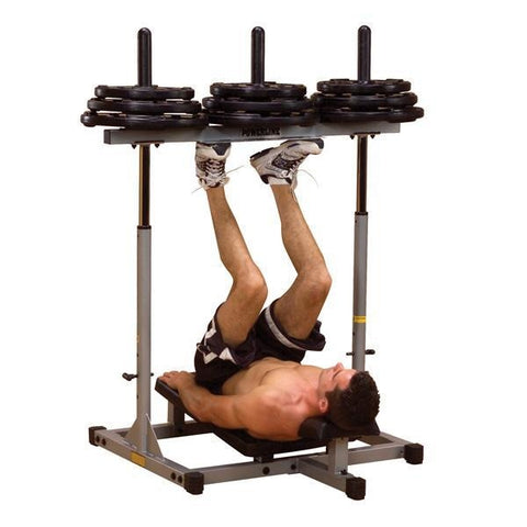 Powerline Vertical Leg Press #PVLP156X - Lower Body