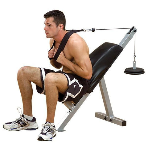 Powerline Ab Crunch Bench #PAB21X - Abs & Back