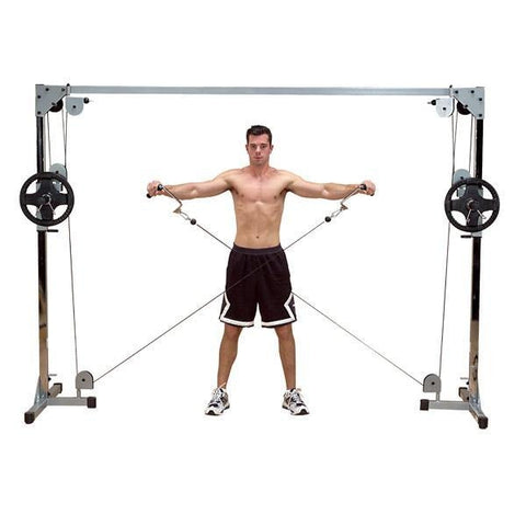 Powerline Cable Crossover Machine #PCCO90X - Functional Trainers